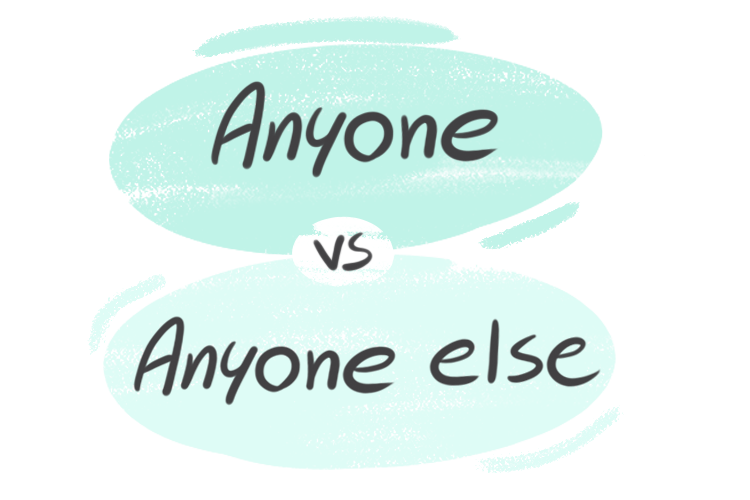 """Anyone"" vs. ""Anyone Else"" in the English Grammar"